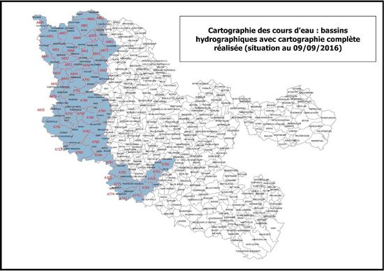 Entretien des cours d 39 eau moselle - Chambre d agriculture moselle ...