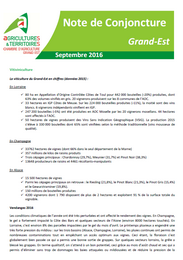 Note de conjoncture grand Est septembre 2016